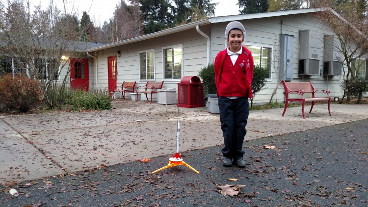After School Classes available - Fall Rocket Launch